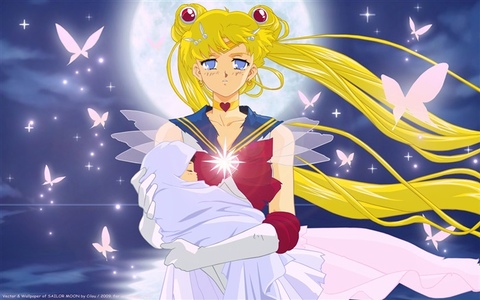 Sailor Moon Anime HD Desktop Wallpaper 15 Views:3127