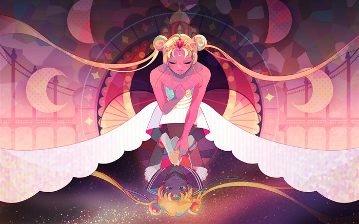 Sailor Moon Anime HD Desktop Wallpaper 21 Views:1598