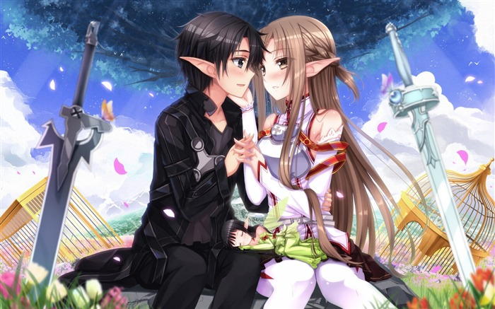 Sword Art Online Japan Anime wallpaper 06 Views:3309