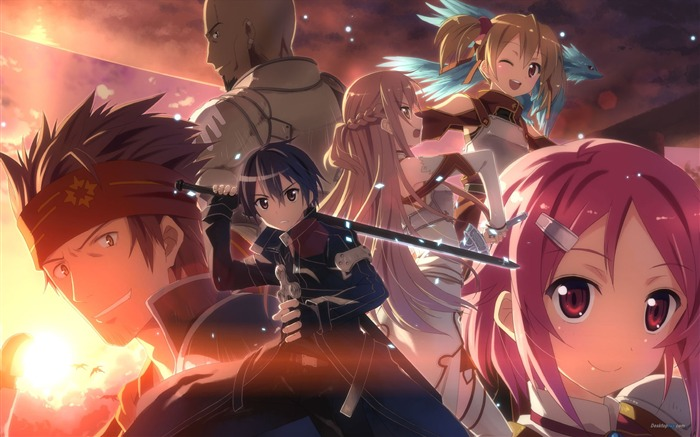 Sword Art Online Japan Anime wallpaper 14 Views:3194