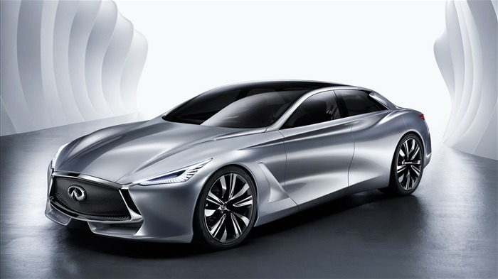 2014 Infiniti Q80 HD Concept Car Wallpaper Views:9261