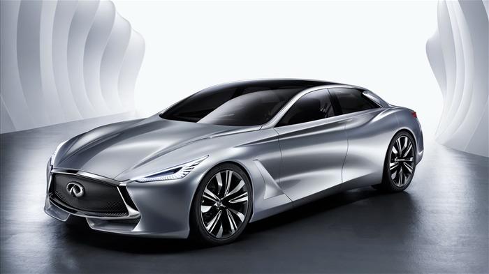 2014英菲尼迪q80高清概念车壁纸