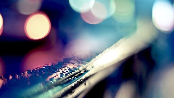 Blurred Lights-High quality wallpaper Views:2426