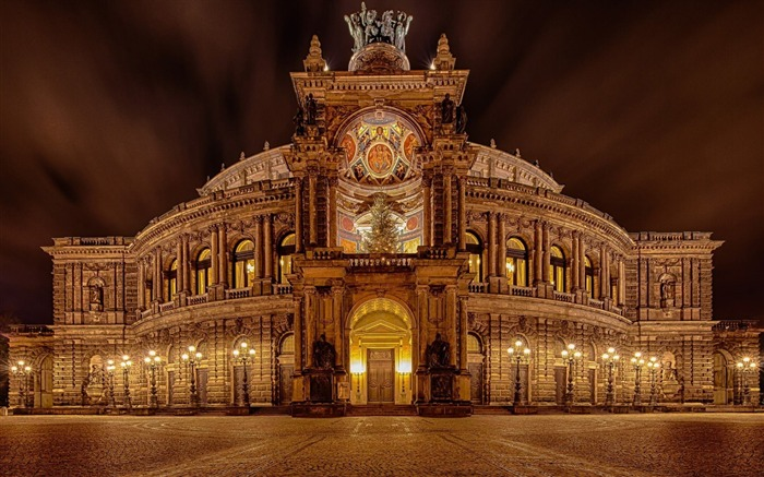 Dresden Germany photography HD Wallpaper 02 Views:2832