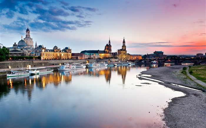 Dresden Germany photography HD Wallpaper 04 Views:2532