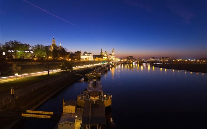 Dresden Germany photography HD Wallpaper 09 Views:2445