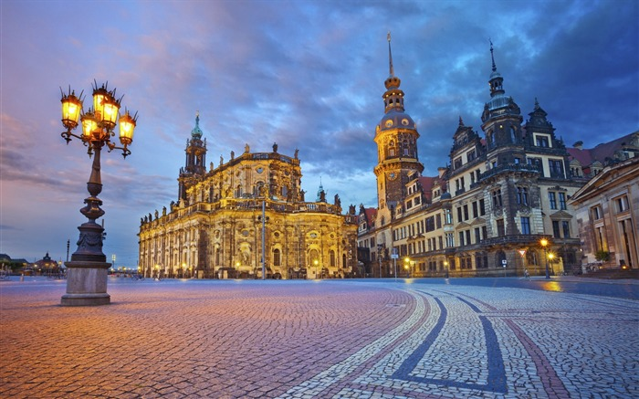 Dresden Germany photography HD Wallpaper 10 Views:2952