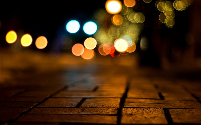 Golden Bokeh-High quality wallpaper Views:2966