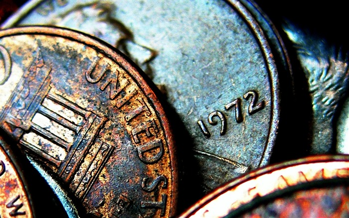 Old Coins-High quality HD Wallpaper Views:4467 Date:10/16/2014 8:06:49 AM