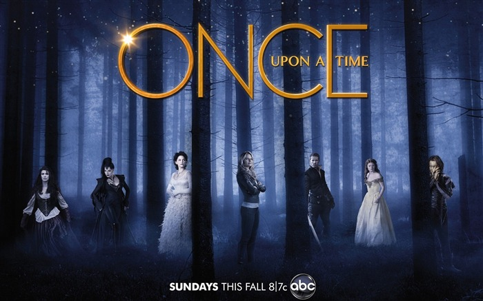Once Upon a Time TV Series HD wallpaper Views:4604