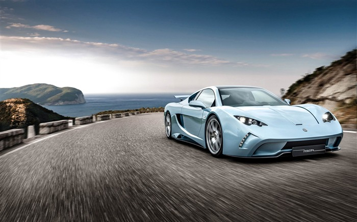 Vencer Sarthe supercar HD Desktop Wallpaper Views:4897