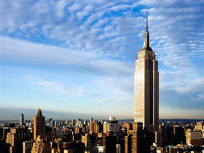 Empire State Building-Photography HD Wallpapers Views:2839