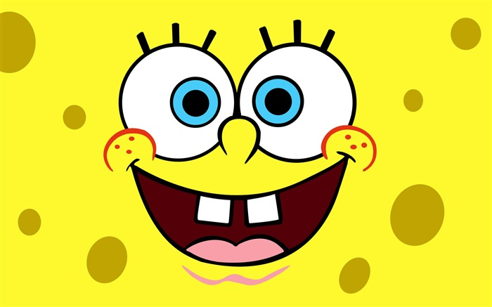 SpongeBob Cartoon Characters Design Desktop Wallpaper Views:14534