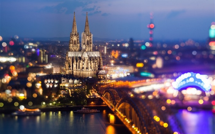 cologne cathedral-Photography HD Wallpapers Views:2423