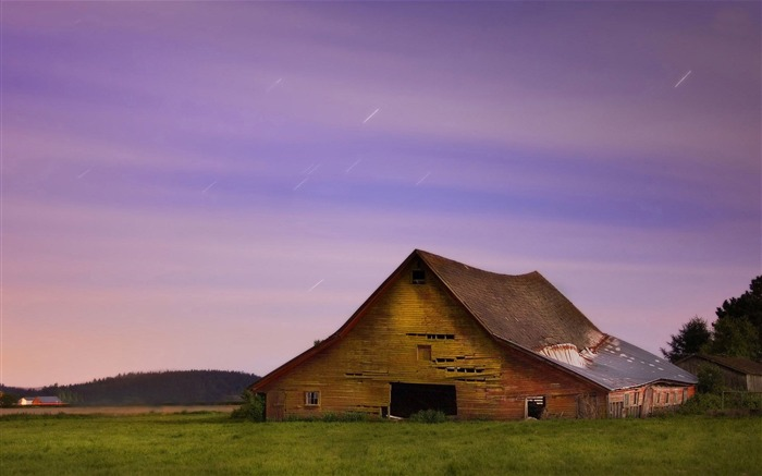 old barn-HD Desktop Wallpaper Views:2747