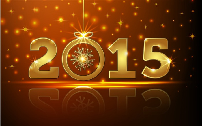 2015 Happy New Year Theme Desktop Wallpaper 10 Views:2538