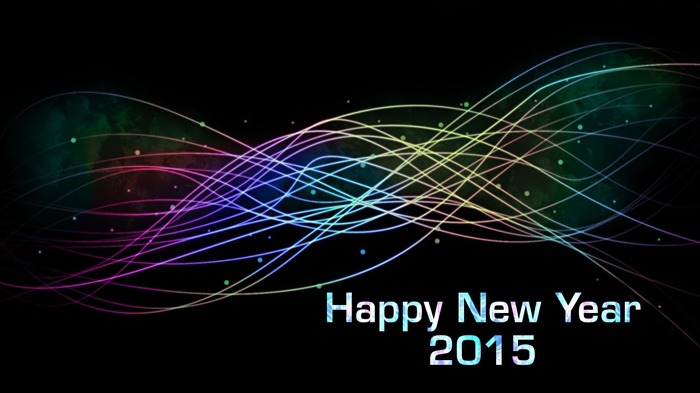 2015 Happy New Year Theme Desktop Wallpaper 14 Views:1871