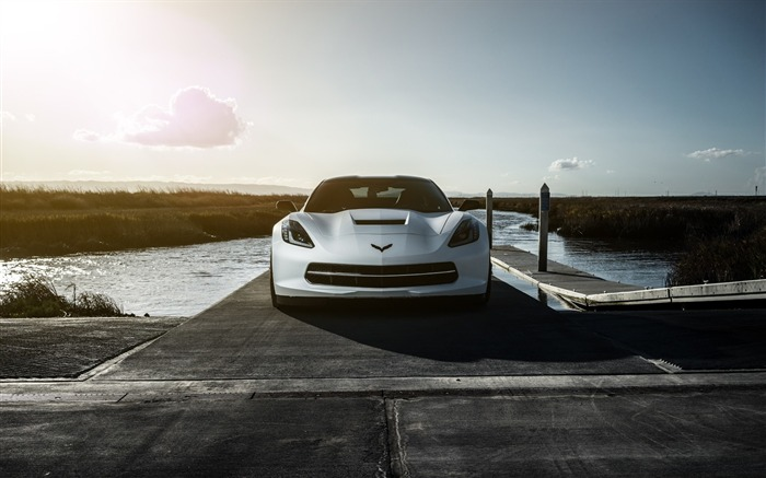 Chevrolet Corvette Car HD Desktop Wallpaper 03 Views:2514