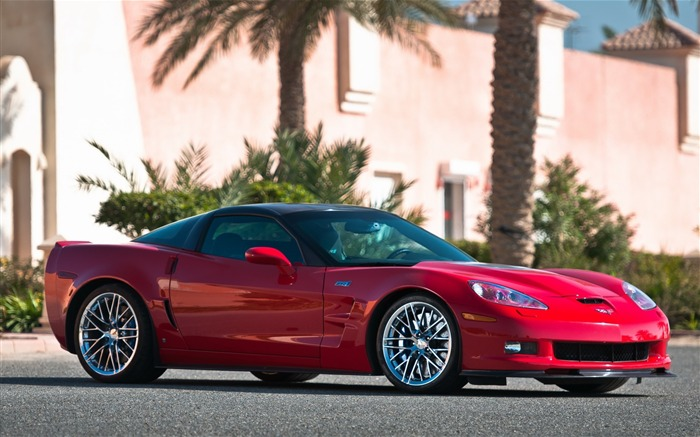 Chevrolet Corvette Car HD Desktop Wallpaper 12 Views:2222
