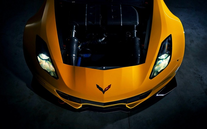 Chevrolet Corvette Car HD Desktop Wallpaper Views:3079