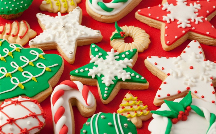 Christmas Treats For Kids-Holiday desktop wallpaper Views:3096