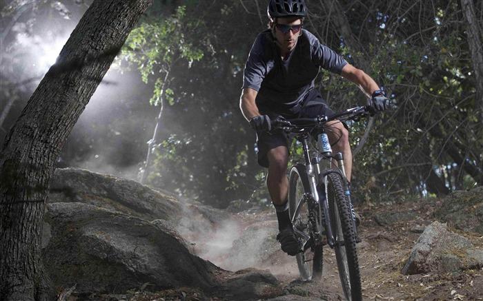 Extreme Mountain Biking Wallpaper: Extreme Mountain Biking Sports HD Wallpaper 17 Wallpapers