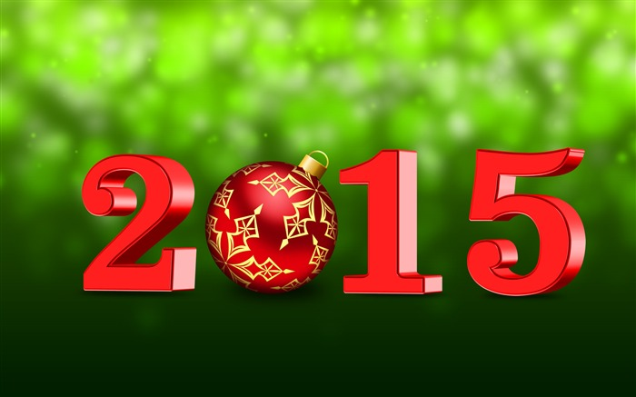 Happy New Year 2015 Theme Desktop Wallpapers 06 Views:3177