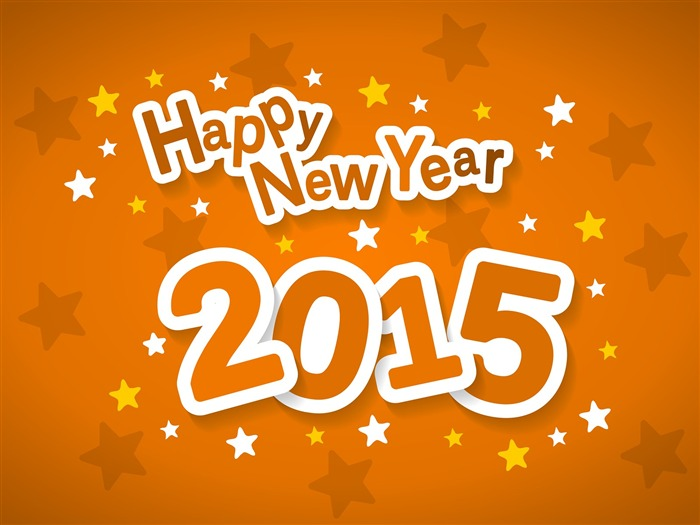 Happy New Year 2015 Theme Desktop Wallpapers 09 Views:2246