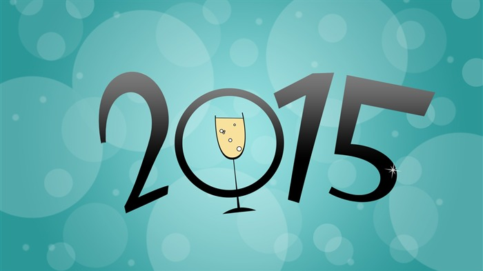 Happy New Year 2015 Theme Desktop Wallpapers 10 Views:2759