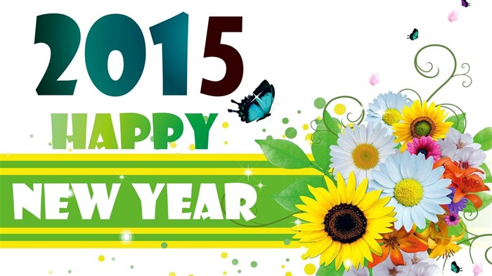 Happy New Year 2015 Theme Desktop Wallpapers 12 Views:2439