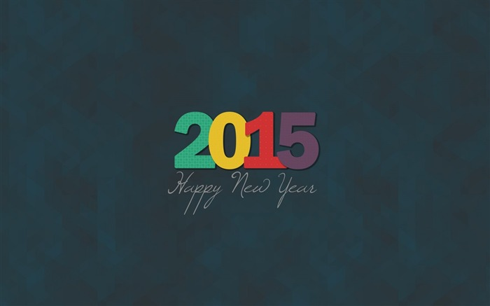 Happy New Year 2015 Theme Desktop Wallpapers 14 Views:2386