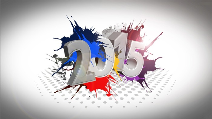 Happy New Year 2015 Theme Desktop Wallpapers 15 Views:2489