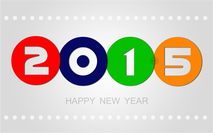 Happy New Year 2015 Theme Desktop Wallpapers 17 Views:1345
