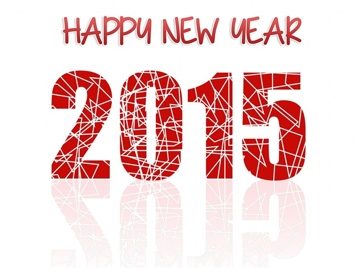 Happy New Year 2015 Theme Desktop Wallpapers 19 Views:1427