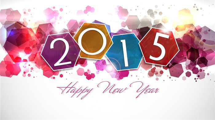 Happy New Year 2015 Theme Desktop Wallpapers 20 Views:1132