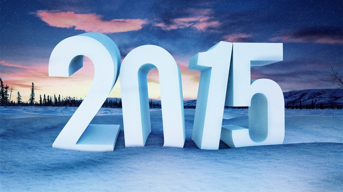 Happy New Year 2015 Theme Desktop Wallpapers Views:10676
