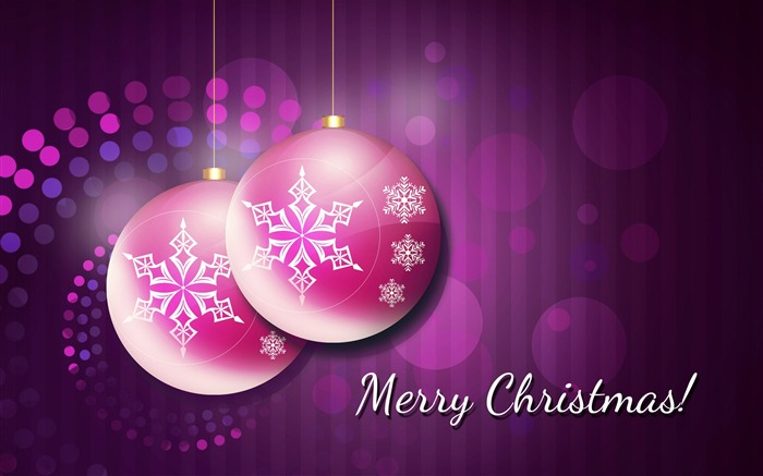 Merry Christmas 2014-Holiday desktop wallpapers Views:1114