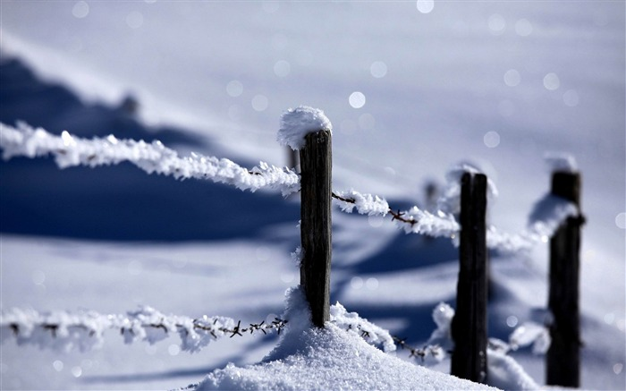 Most beautiful winter landscape HD wallpaper 01 Views:3934