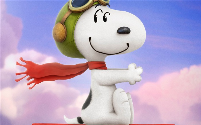 Peanuts 2015 Movie HD Desktop Wallpaper Views:13569