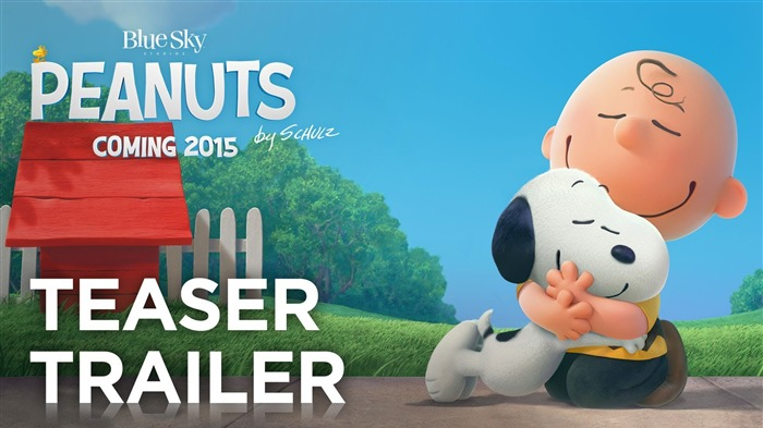 Peanuts 2015 Movie HD Desktop Wallpaper 03 Views:2325