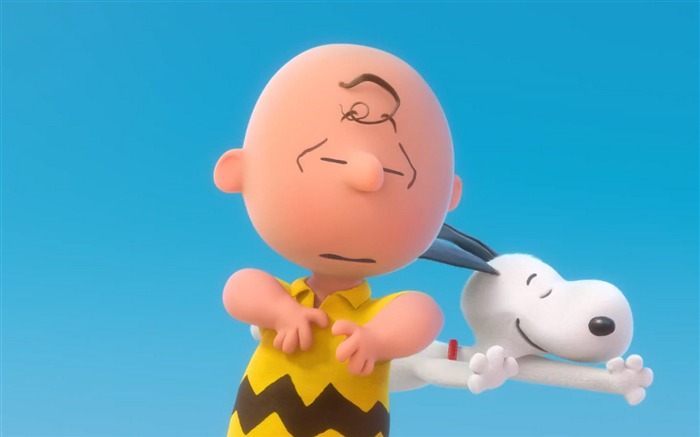 Peanuts 2015 Movie HD Desktop Wallpaper 10 Views:2147