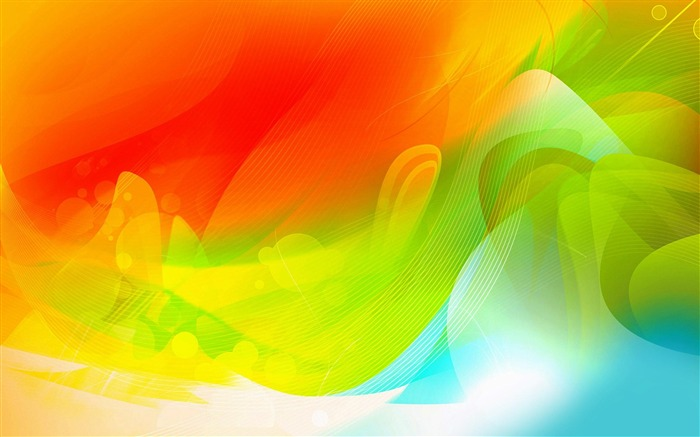 Abstract Colorful-HD Widescreen Wallpaper Views:2617