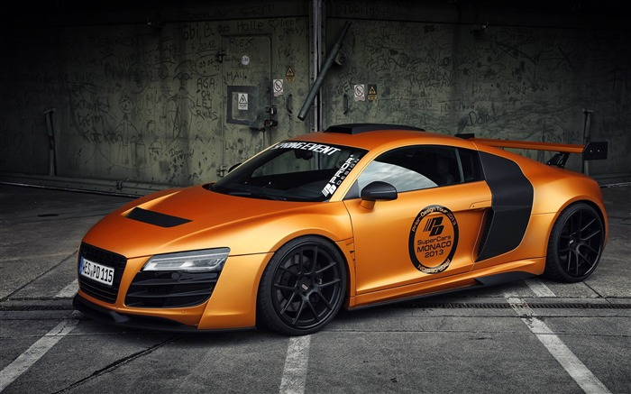 Cool Audi R8 GT-HD Widescreen Wallpaper Views:5055 Date:1/11/2015 4:14:12 AM