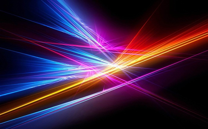 Cool Colorful Lights-HD Widescreen Wallpaper Views:3289