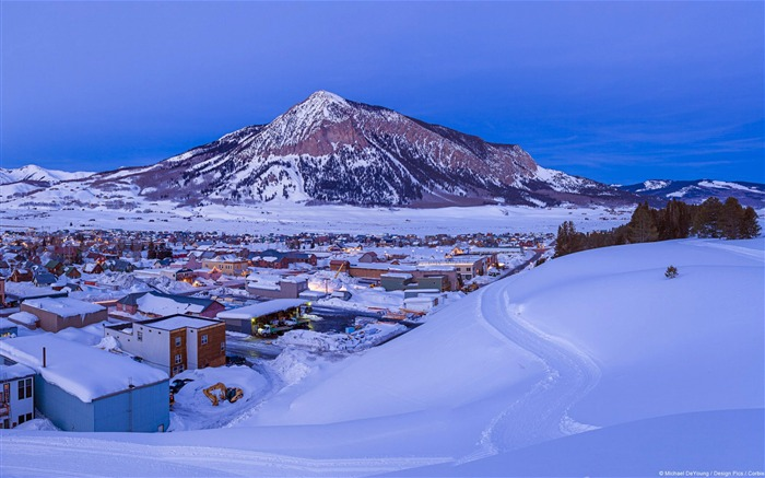 Crested Butte-Windows 10 HD Wallpaper Wallpapers View ...