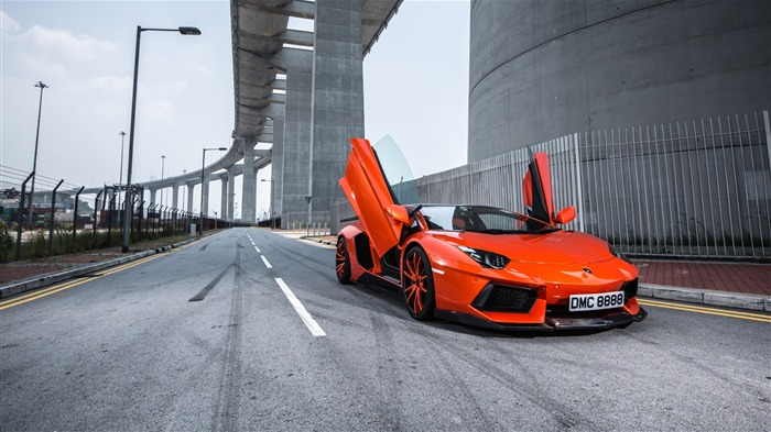 DMC Tuning Aventador-HD Widescreen Wallpaper Views:3542 Date:1/11/2015 4:16:11 AM