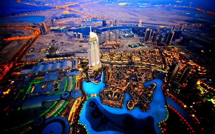 Dubai Photo-Cities HD Wallpaper Views:2469