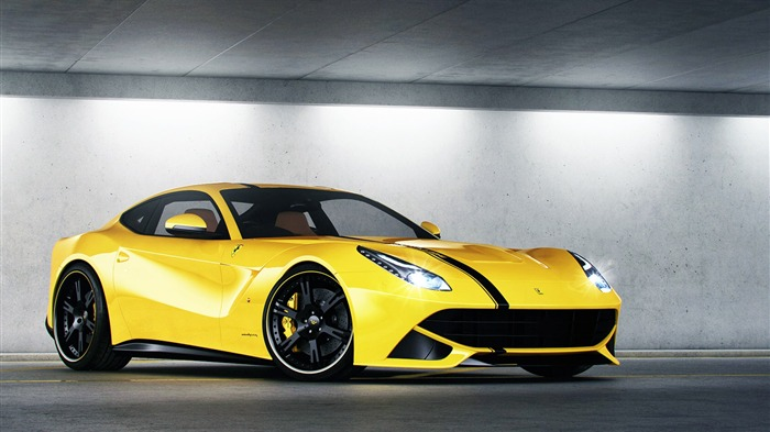 Ferrari F12 Berlinetta-HD Widescreen Wallpaper Views:4315 Date:1/11/2015 4:15:15 AM