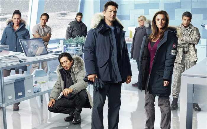 Helix TV Series HD widescreen wallpaper Views:4995
