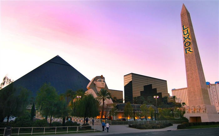 Luxor Hotel Las Vegas-Cities HD Wallpaper Views:2984